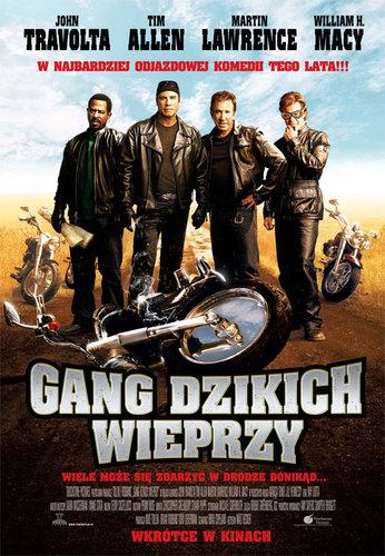 Gang Dzikich Wieprzy / Wild Hogs (2007) [RMVB] [LEKTOR PL]