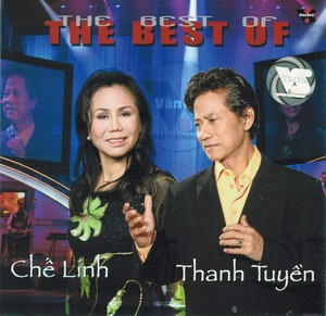 VSCD166 The Best Of Chế Linh & Thanh Tuyền
