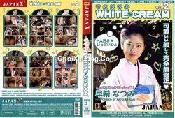 Tokyo White Cream #2 – Natsumi Saki