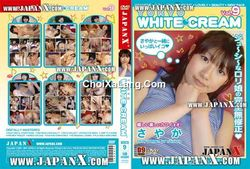 Tokyo White Cream #9 – Sayaka