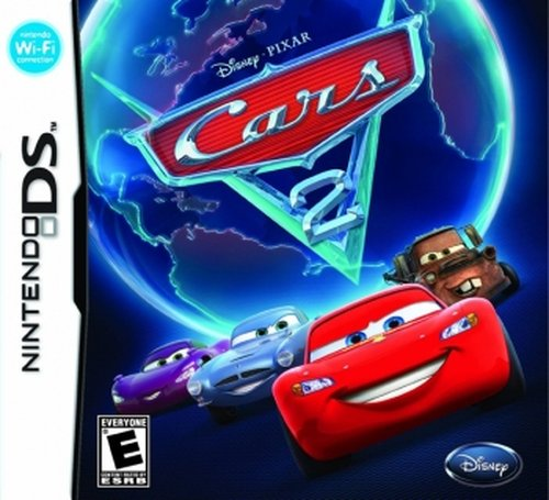 Cars 2 El Videojuego [NDS]