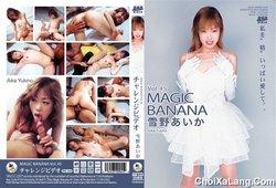 Magic Banana #45 – Aika Yukino