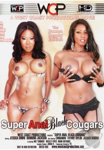 Super Anal Black Cougars XXX DVDRip XviD-PLEASURE