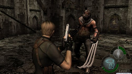 Resident Evil 4 HD -PSN Region Free iso ps3 torrent download