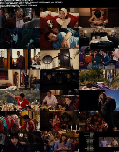 o2ycpubsodvm t Jack y Jill (2011) DVDRip Español Latino 1 LINK