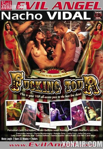 Fucking Tour XXX DVDRip XviD-Jiggly