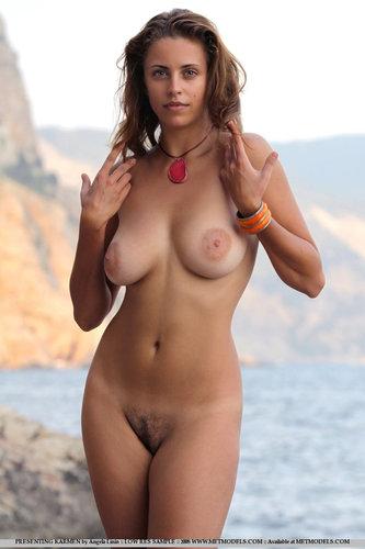 голые испанки фото
