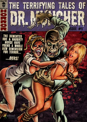 The terrifying tales of dr Muncher 1 to 6