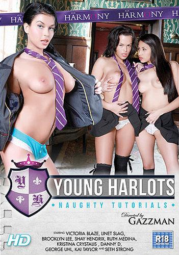Young Harlots Naughty Tutorials XXX DVDRip XviD-CHiKANi