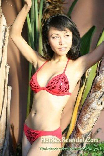 "Vietnam born Christine Nguyen ? model Christine Nguyen was named in ""Top Ten ..."
