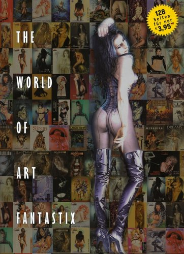 The World of Art Fantastix Collection