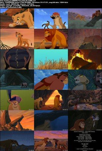 9j8muq6f3l3o t El rey leon 2 [DVD Rip Latino] [1Link]