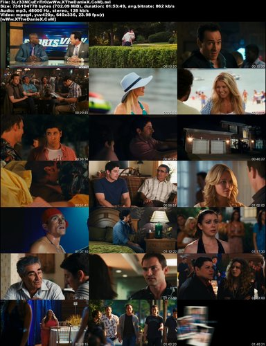 ypm8s7qvghyu t American Pie: El Reencuentro (2012) UNRATED Español Latino DVDRip