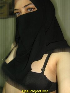 Pakistani Hijaban Pathan Wife Nude