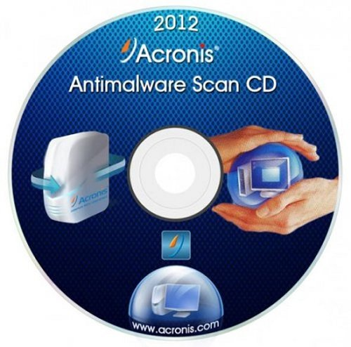 Acronis Antimalware Scan CD 2012