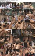 hjql4za45xtr t GGH 001 Meru Nonomiya, Sumire, Konomi Narushima, Satsuki Ohnishi and Yun Kurihara   Hot Spring x Picking Up = Orgy