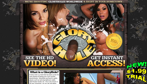Download GloryHole com – SITERIP Free
