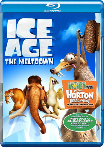 Ice Age The Meltdown 2006 Dual Audio 720p BRRip 750Mb x264