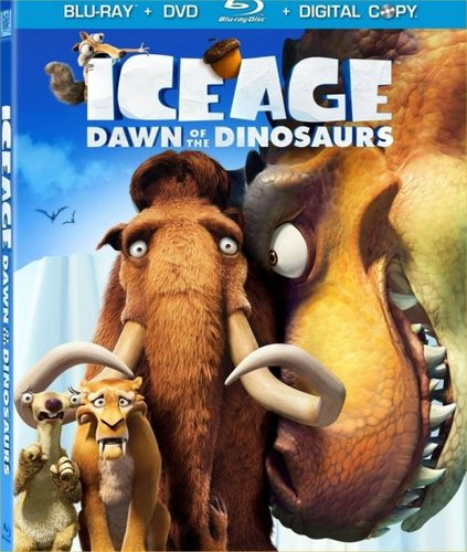 Ice Age Dawn Of The Dinosaurs 2009 Dual Audio 720p BRRip 850Mb x264