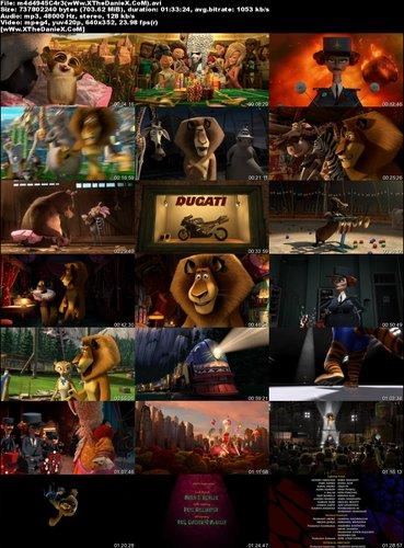 i4mpig51dipt t Madagascar 3 (2012) Español Latino DVDRip