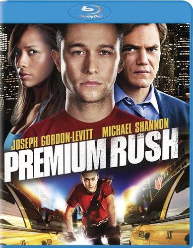 Free Download Premium Rush 2012 [Hindi English] Dual Audio 720p BRRip700mb