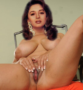 Dixit madhuri pussy sex hairy of