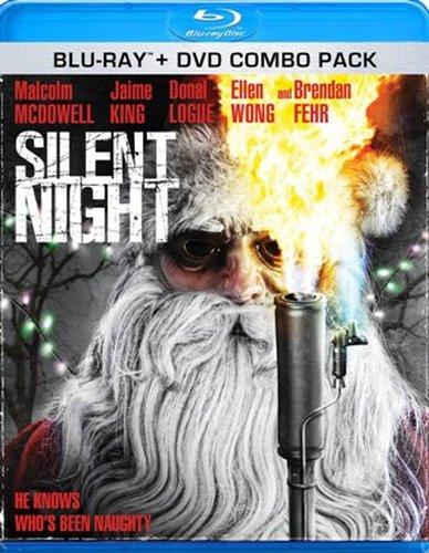Silent Night (2012) BRRip 720p 600Mb