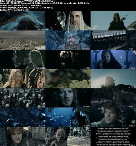 pfduw0kgmmf6 t El Señor de los anillos: Las dos torres (2002) Español Hdr