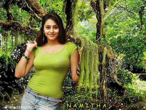 Namitha Kapoor Lifts Tight Top And Exposed Deep navel Latest Photos Shoot