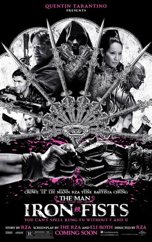 The Man With the Iron Fists (2012) 720p WEB-DL 650Mb