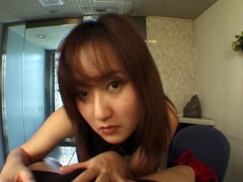 AVS-Museum 100315 妄想的猥褻遊戯 受付嬢、麗子の場合