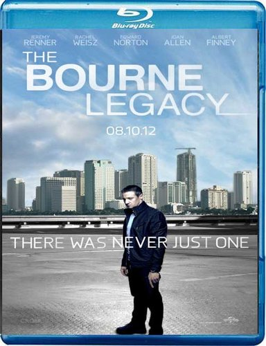 The Bourne Legacy 2012 BRRip 720p Dual Audio