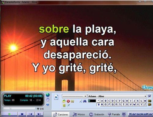 gbnxx9tjbyff t KaraokeKanta v6.0 [+ 6000 Canciones][Full][Español]