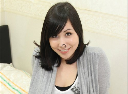 Kabukicho girls 139 ダイナマイトボディーの爆乳敏感ハーフ