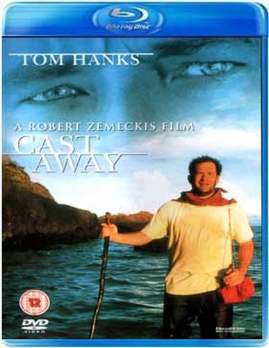 Cast Away (2000) BRRip 720p Dual Audio Hindi Dubbed