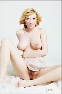 zn83c37hby74 t Cate Blanchett Nude Pussy n Sexy Boobs