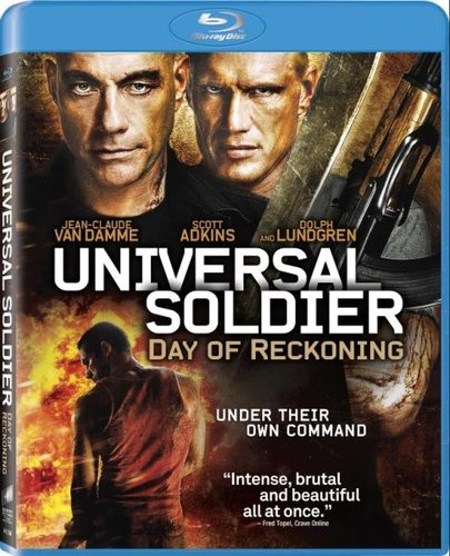 Universal Soldier Day of Reckoning 2012