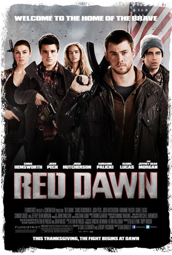 Red Dawn (2012) DVDScr Dual Audio Hindi Dubbed 400MB