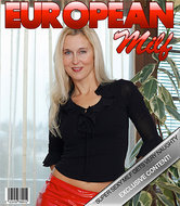 Czech Blonde Milf Andrea of Czech Streets