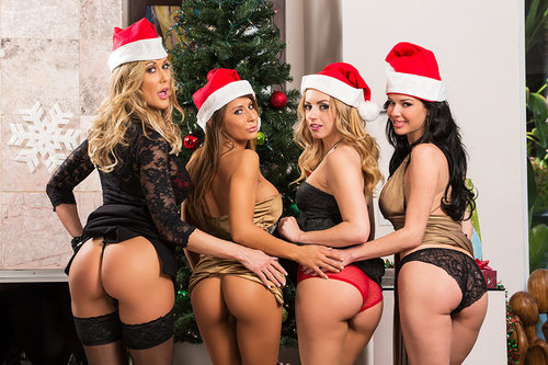 Download Naughty Office – Lexi Belle, Brandi Love, Madison Ivy & Veronica Avluv Free