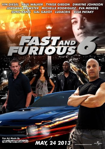Fast & Furious 6 (2013) Exclusive Trailer HD 720p