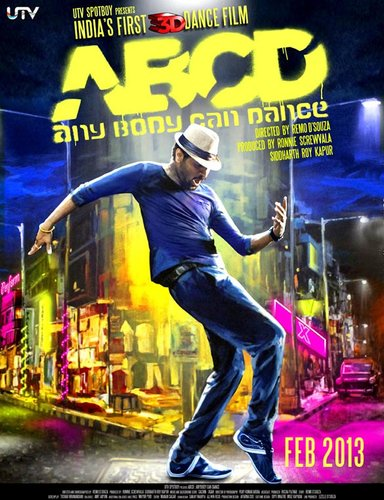 ABCD (Any Body Can Dance) (2013) DVDRip 700MB Download Watch Online