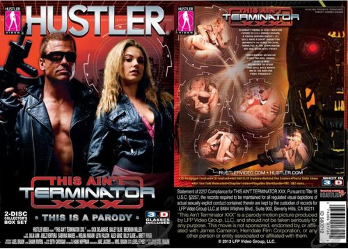 Download This Ain't Terminator XXX This Is A Parody Free
