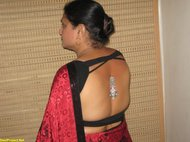 Desi Housewife in Saree