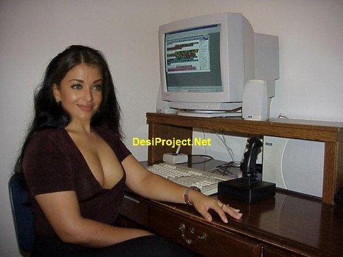 Aishwarya Rai Nude Fake Sexy Pictures