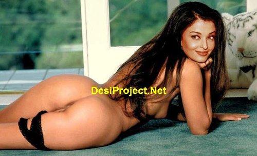 Aishwarya Rai Nude Fake Sexy Pictures 10