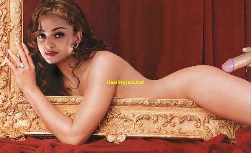 Aishwarya Rai Nude Fake Sexy Pictures 8