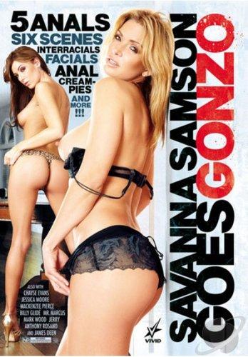 Savanna Samson Goes Gonzo XXX DVDRip x264-CHiKANi