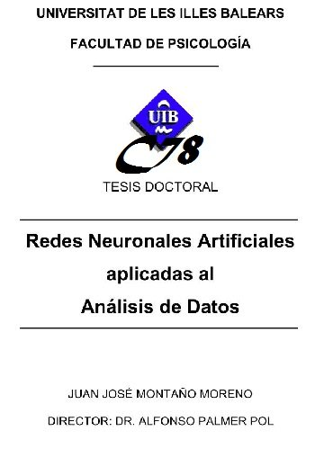8joad40pfuo4 t - Tesis Doctoral - Redes Neuronales Artificiales [PDF-DOC]