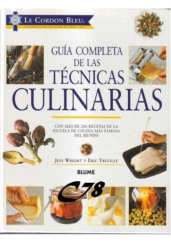 w1yc7ycle3yy t - Guia Completa de las Técnicas Culinarias Blume [PDF-DOC]